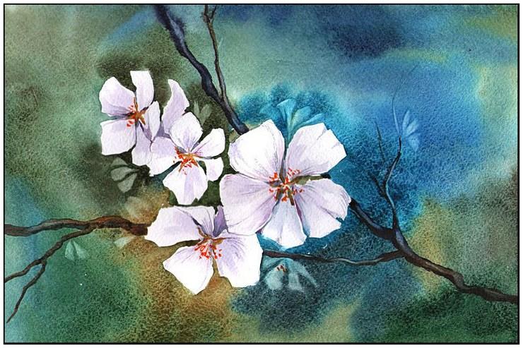 spring flowers by kosharik69