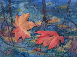 October .... Yin - Yang by kosharik69