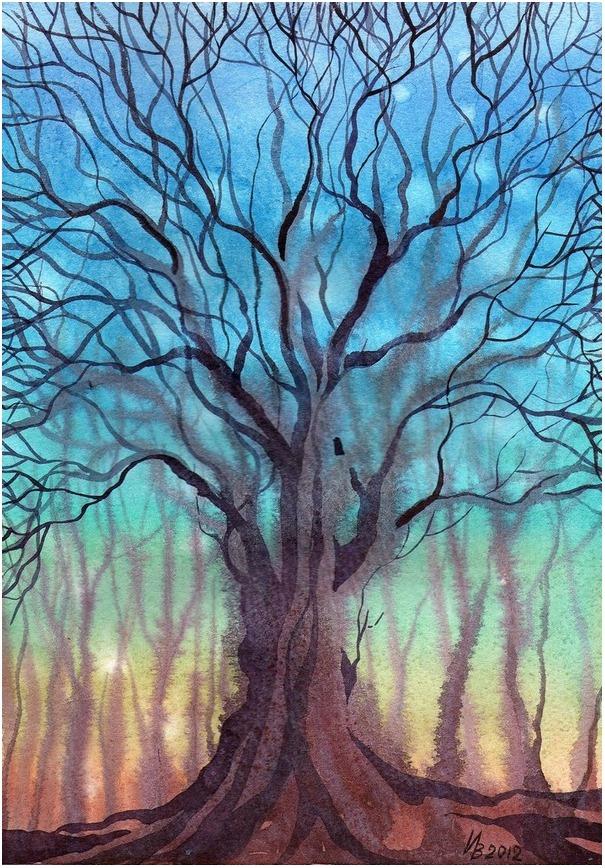 tree by kosharik69