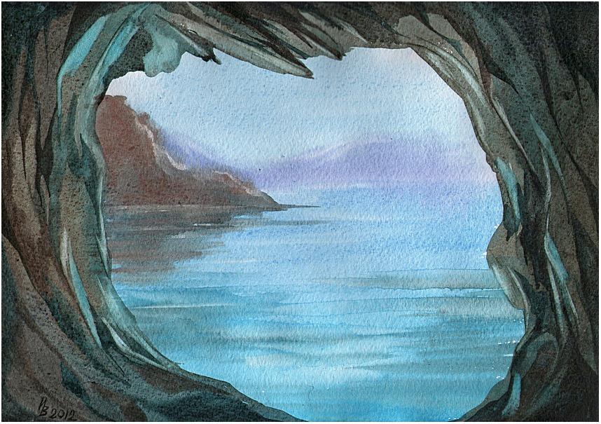 Cave by kosharik69