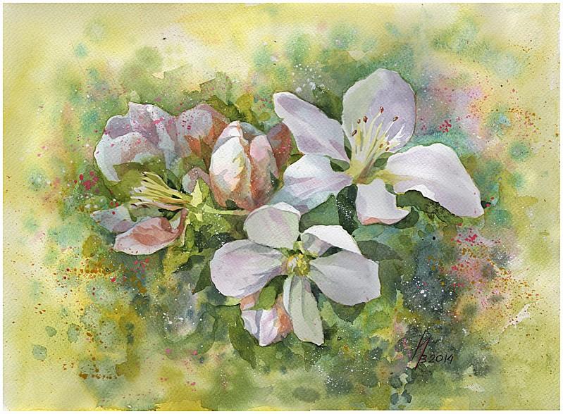 Premonition of spring by kosharik69