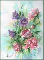 bouquet by kosharik69