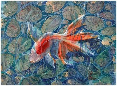 goldfish by kosharik69