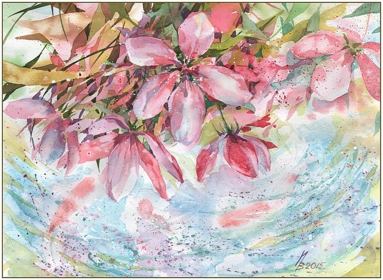On the spring ... by kosharik69