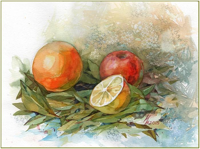 fruit by kosharik69