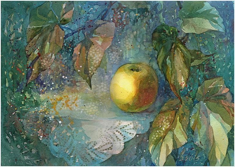 apple by kosharik69