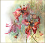 Tulip metamorphosis by kosharik69