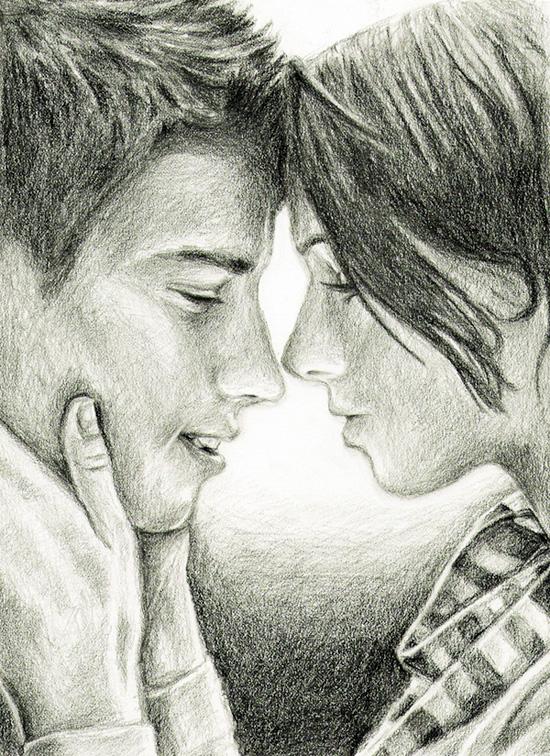 Kiss by evenineedlove