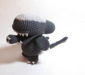 Crochet Alien Xenomorph