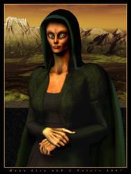 -  Mona Lisa ALF  -