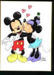 'Minnie' Kisses