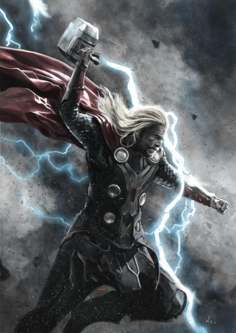 Thor by nicadom