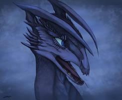 Dragon 05 by BlueSzpon
