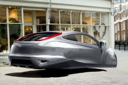 Car of the Future by LatinGMan