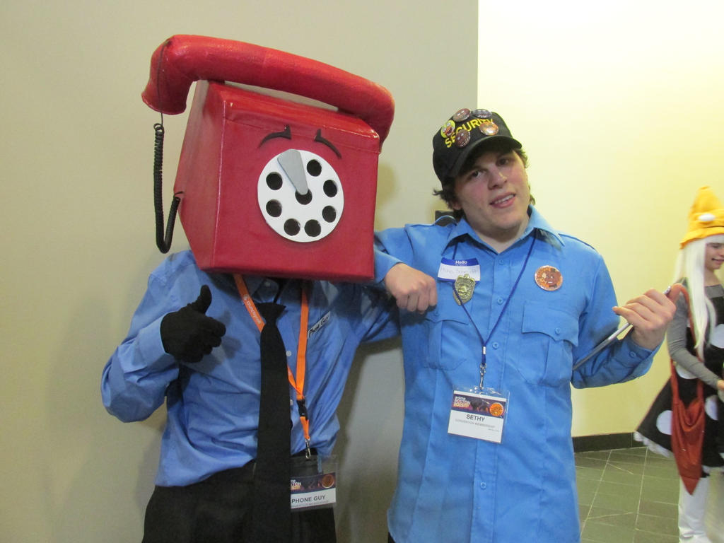 Ab15 phoneguy with mike schmidt by sethb1 on deviantart