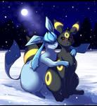 Freezing Embrace