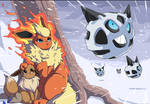 Hunted by Glalie