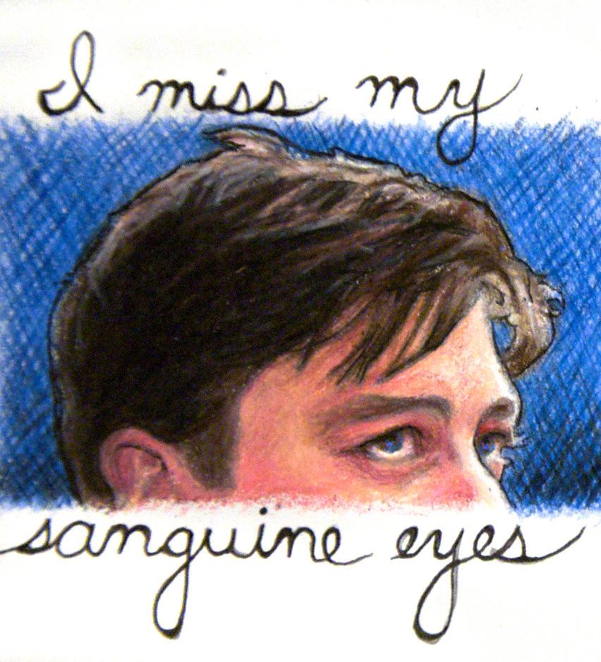 Sanguine Eyes