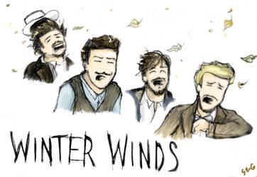 Winter Winds by K1D6R4Y