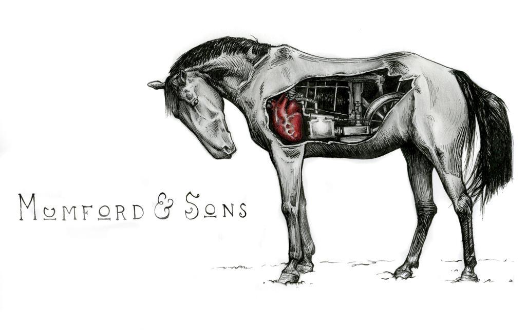 Mumford and Sons - Internal Mechanisms by K1D6R4Y
