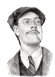 Richard Harrow - Boardwalk Empire