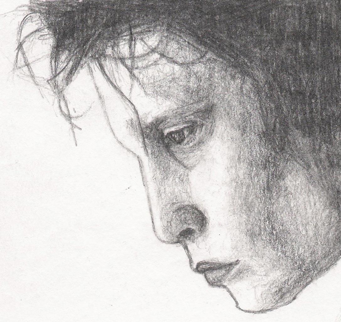 Edward Scissorhands by K1D6R4Y