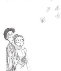 Corpse Bride Finale by K1D6R4Y