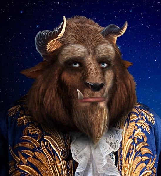 The Beast by yoklmn