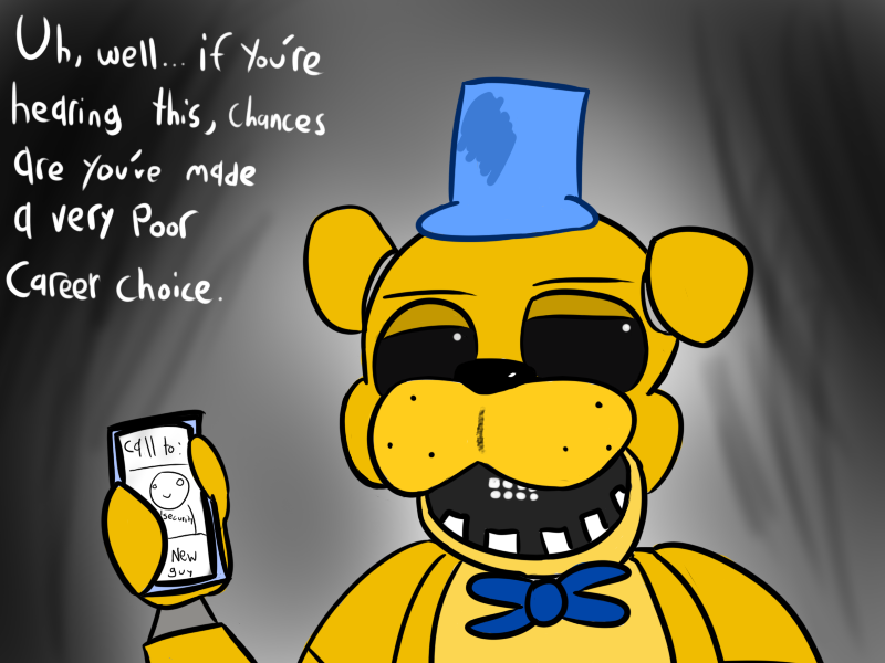 Purple guy at freddys five nights quotes - Fnaf Phone Guy Would Know By Jugass On Deviantart