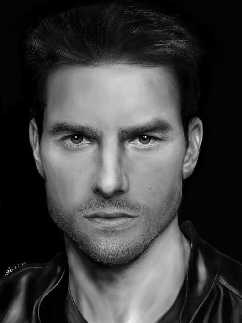 tom cruise by andywyc d3ifrbi Hollywood Actor Tom Cruise