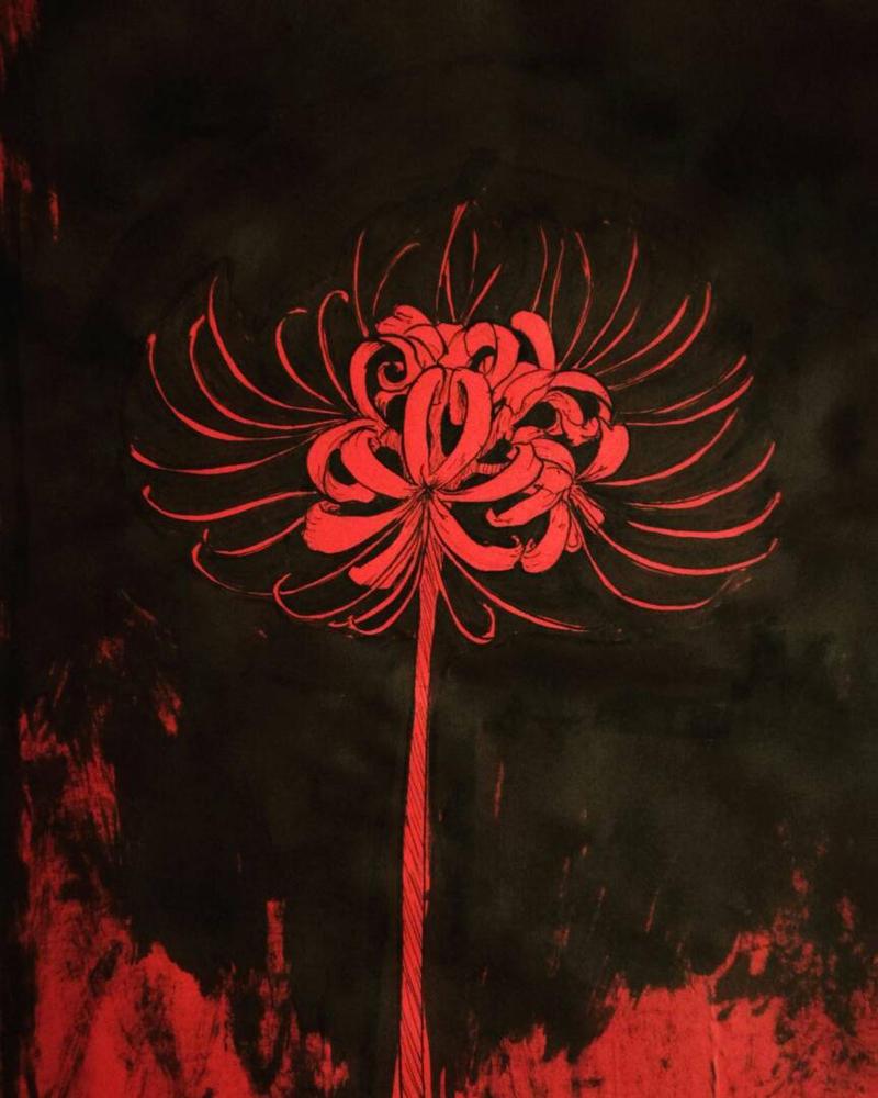 Spider lily by random cophie on deviantart spider lily by random cophie izmirmasajfo