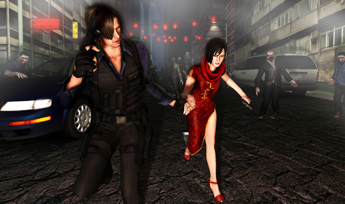 ada wong and leon kennedy relationship advice