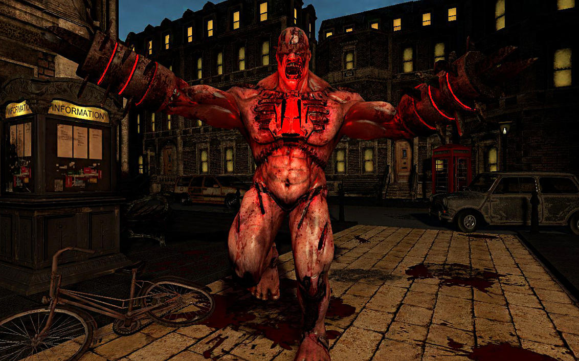 Killing floor 2 west london classic fleshpound by sanpie for Killing floor zombies