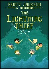the lightning thief book