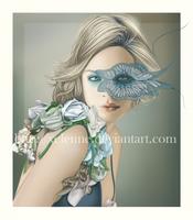 Lady Butterfly by Xelenne