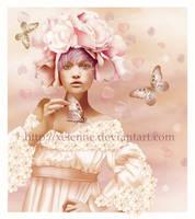 World of Butterflies by Xelenne