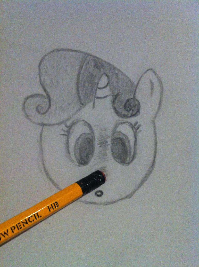 Sweetie Boop by OrangePoni