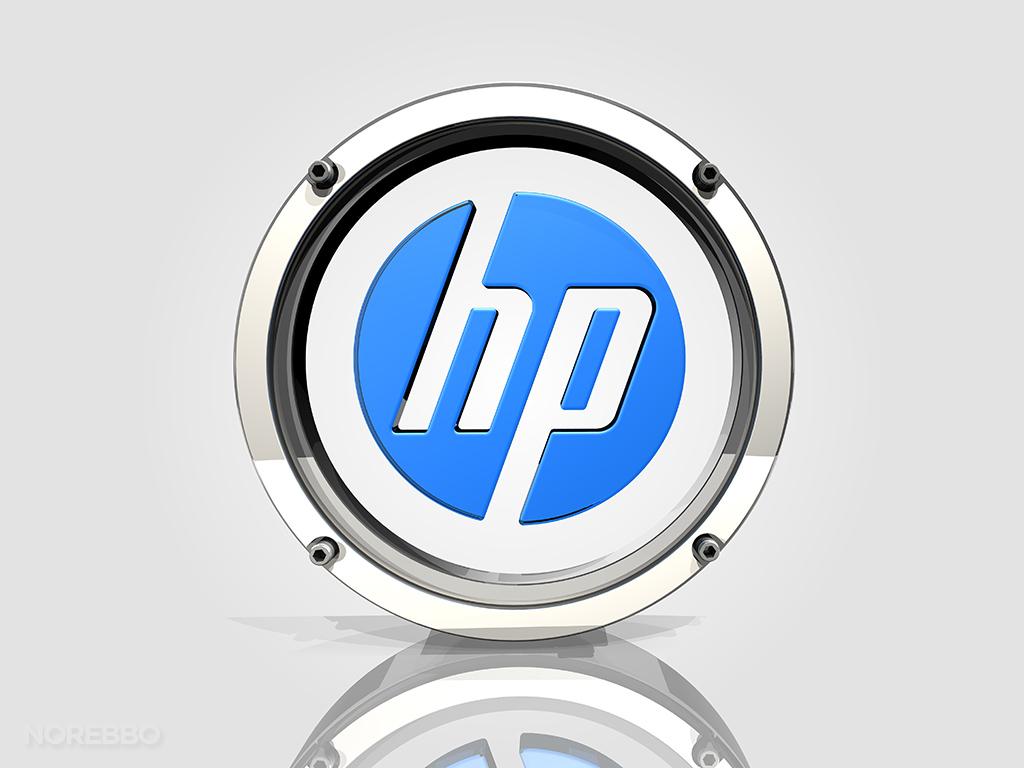 cool hp logo wallpaper - photo #16