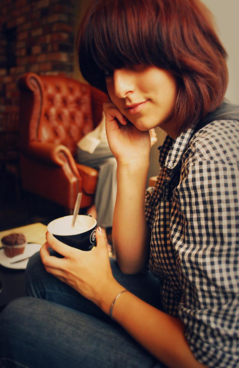 The Coffee Shop by hakukamizaki