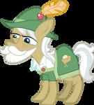 Uncle Apple Strudel