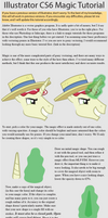 Illustrator Pony Magic Tutorial