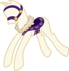 Rarity's Saddle and Bridle