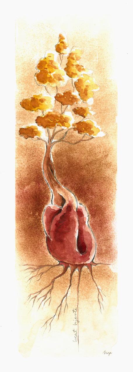 Arbol corazon by rugarriza