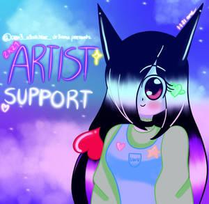 Artist Support!
