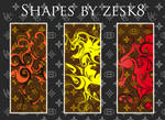 Shapes Pack - zesk8