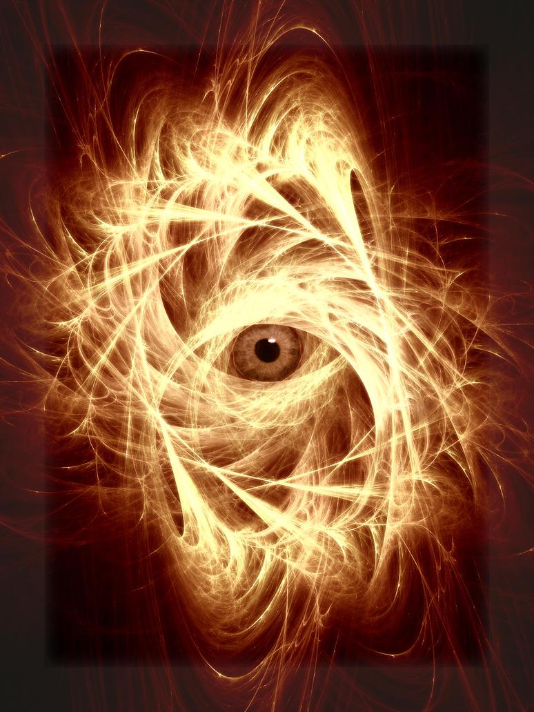 All Seeing Eye by Arazio