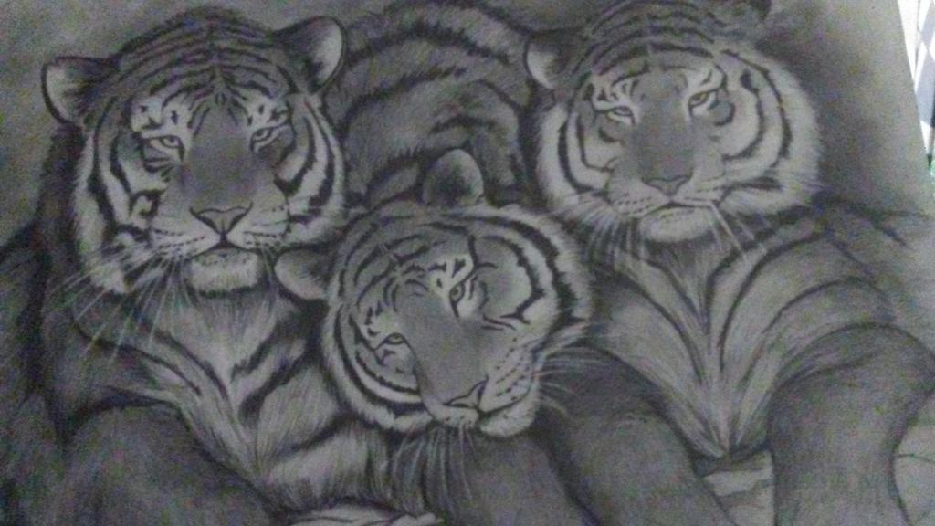 3 amigos by VonHess626
