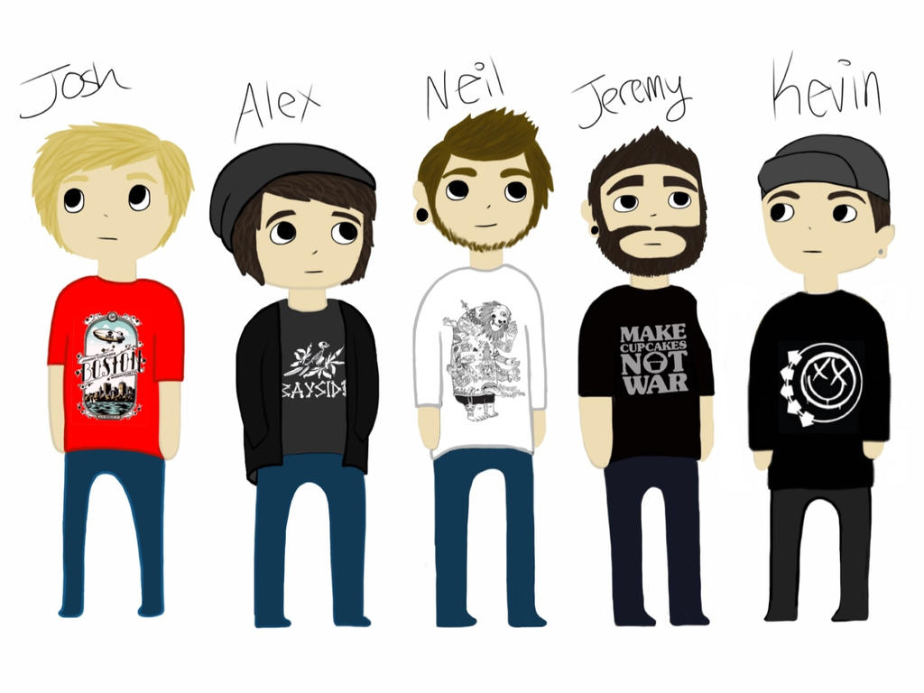 A Day To Remember By KawaiiKayy
