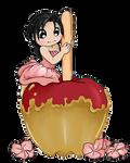 Chibi Sweets - Caramel Apple