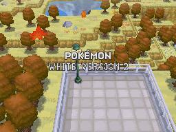 Pokemon White 2 Aspertia City Outlook Point-Autumn by jeepsollender